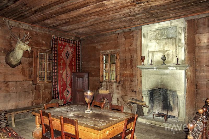 Грузинский этнографический музей / Фото из Грузии