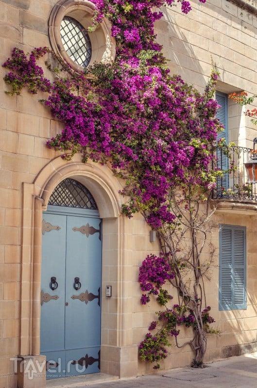 Без комментариев. Город Мдина / Мальта