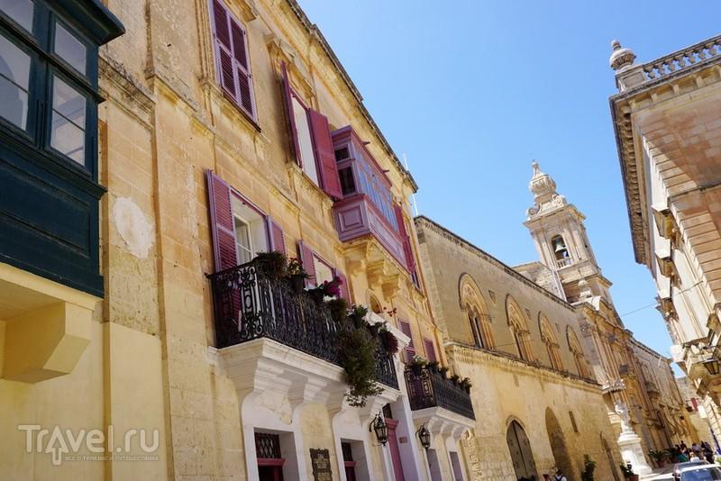 Один день круиза на Мальте. Мдина / Мальта