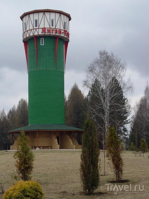 Башкортостан: источник Кургазак и гора Янган-Тау / Фото из России
