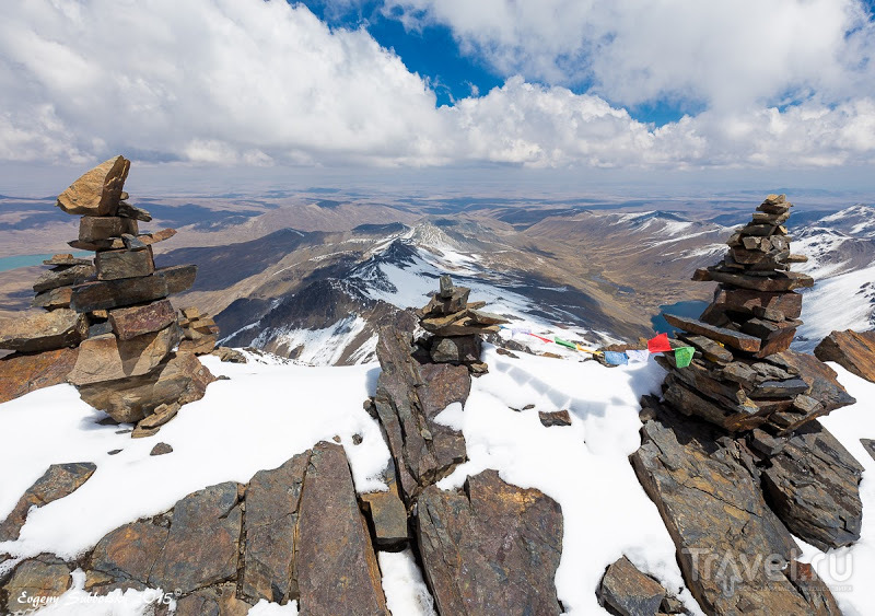Акклиматизационный поход на Peak Austria (5300) / Боливия