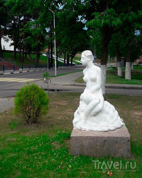 Белорусский город Браслав / Белоруссия