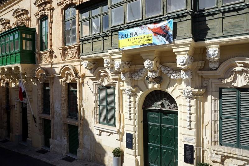 Один день круиза на Мальте. Валлетта / Мальта