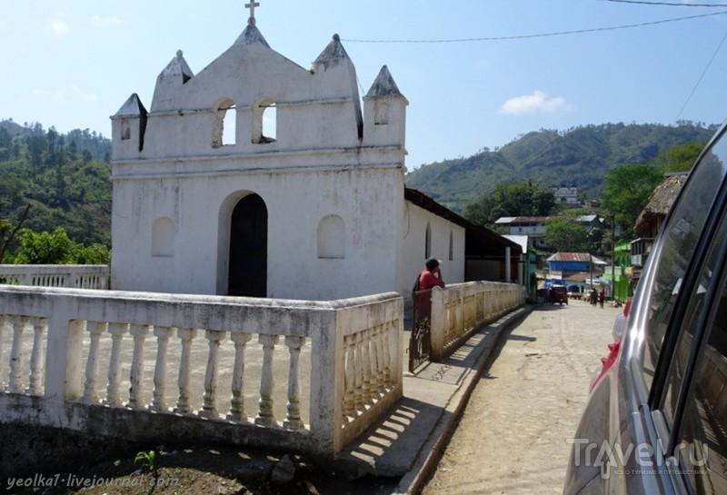 Mundo Maya. Гватемала. Сюрпризы руты 5 - дорога Семук Чампей-Флорес / Фото из Гватемалы
