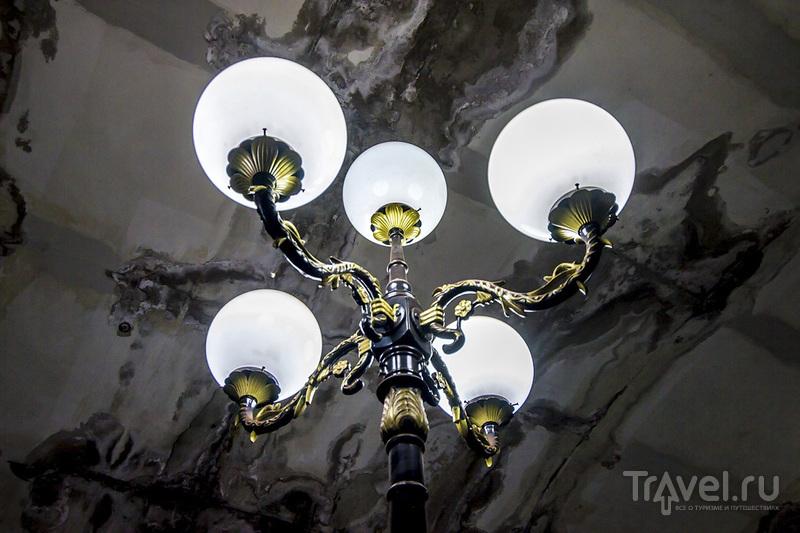 Метро Тбилиси / Фото из Грузии