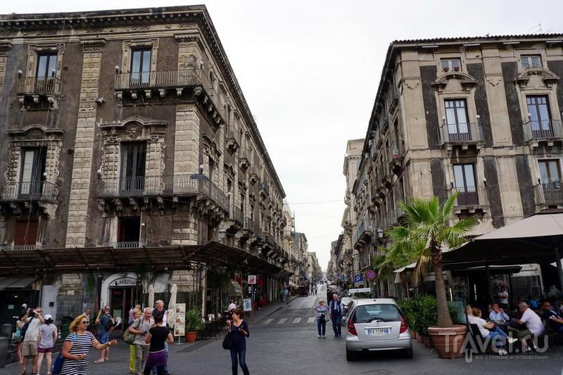 Один день круиза. Катания, Сицилия / Италия