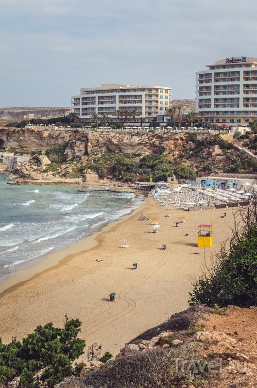 Без комментариев. Мальта пляжная / Мальта
