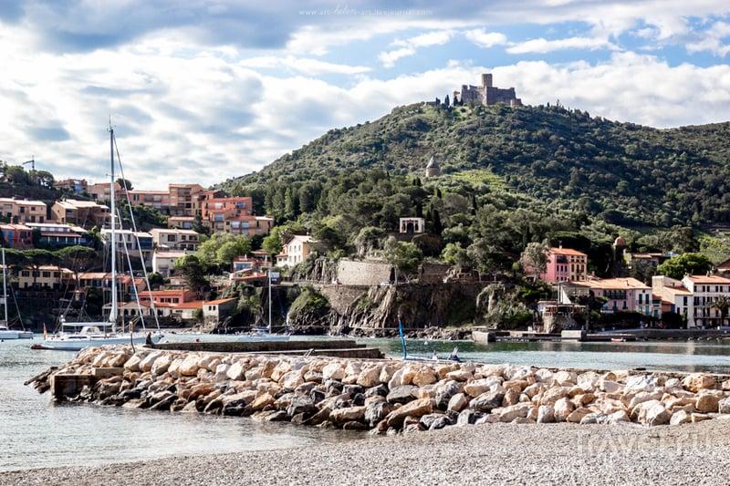 Франция. Кольюр (Collioure) / Франция