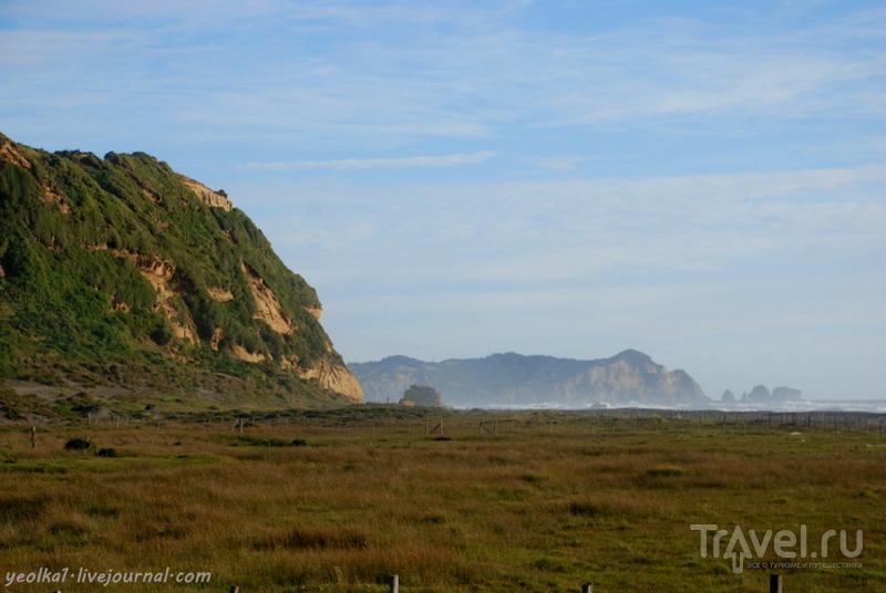 Чили - сбыча мечт! Край вулканов и озер. Остров Чилоэ. Кукао - на берегу Тихого океана / Фото из Чили