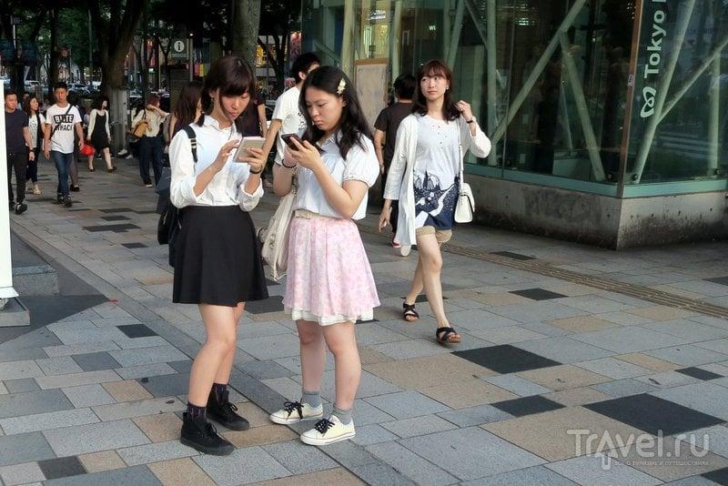 Лица Токио / Япония
