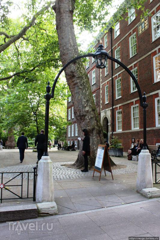 Тайный мир тамплиеров и юридический Лондон / Великобритания