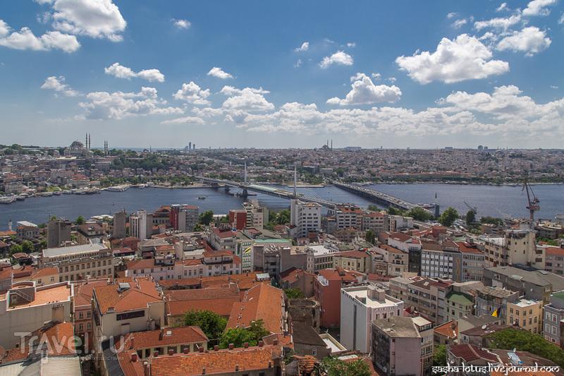 Стамбул: где Европа встречается с Азией / Турция