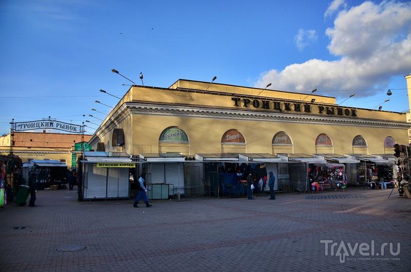 Санкт-Петербург, неожиданность открытий / Фото из России