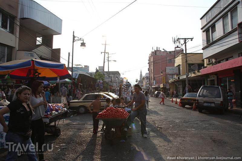 Сальвадор / Фото из Сальвадора