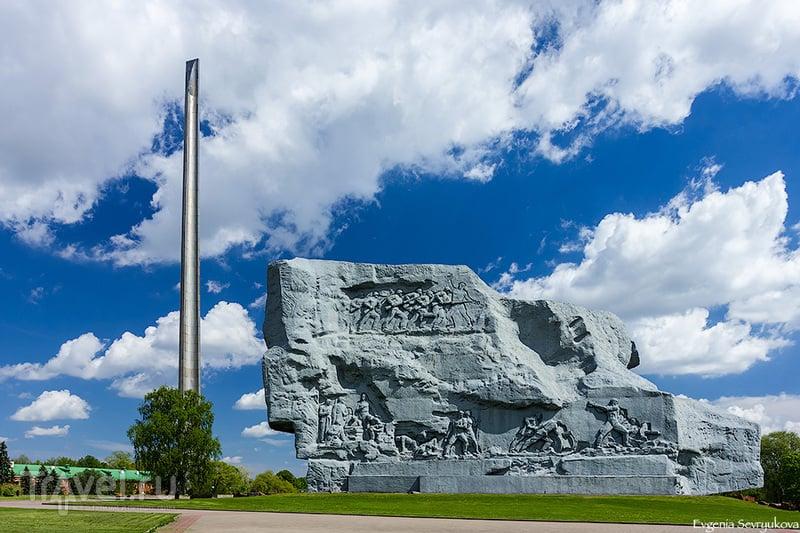 Брестская крепость-герой / Фото из Белоруссии