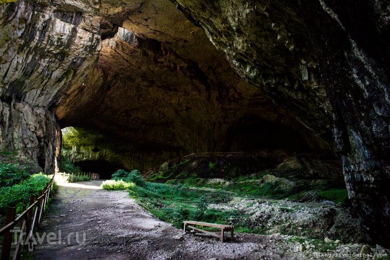 Пещера Деветашка, Ловеч, Болгария / Фото из Болгарии