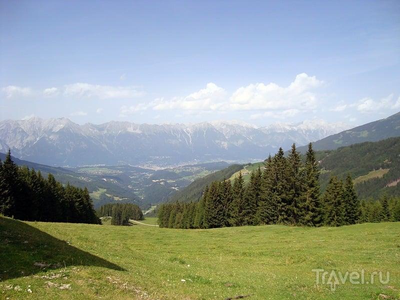 Вечные Альпы. Австрия / Австрия