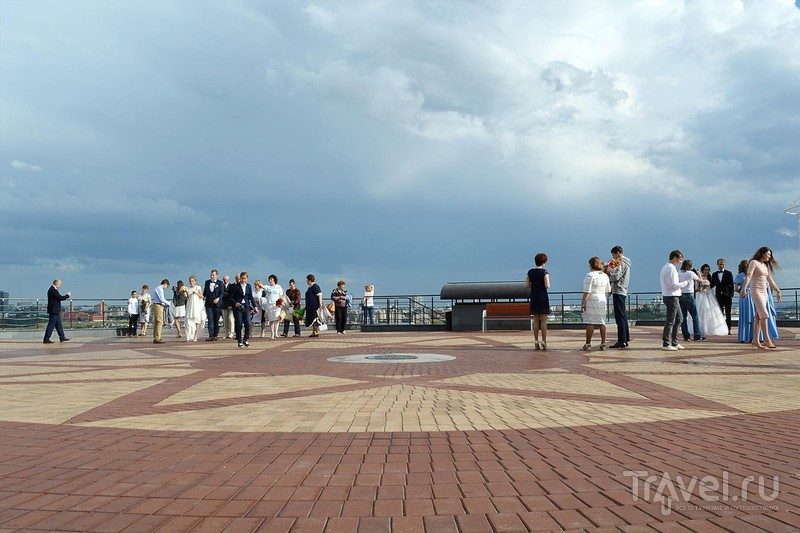 Казань - столица республики Татарстан / Фото из России