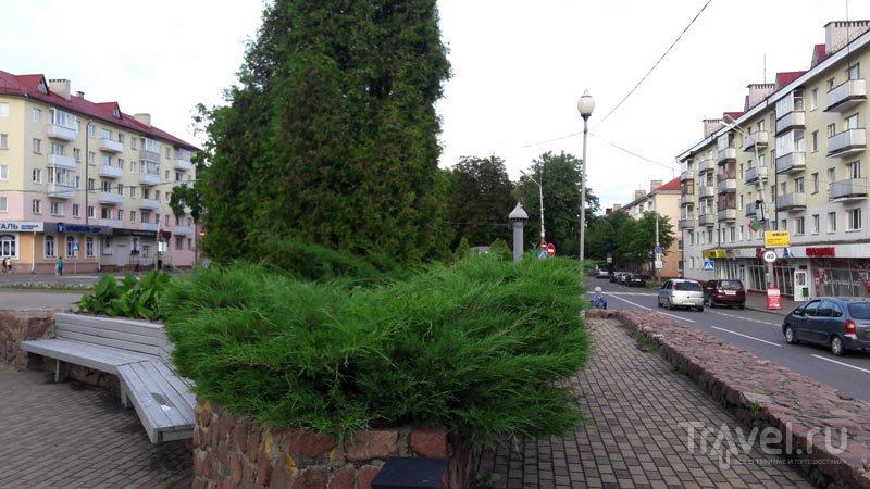 Полоцк, географический центр Европы / Белоруссия