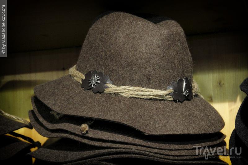 Шляпы разные бывают и какие они в Миттенвальде / Германия