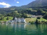 Швейцария: с широко открытыми глазами / Швейцария