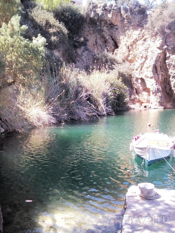 Озеро Вулезмени / Греция