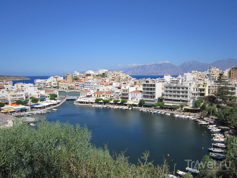 Прекрасный вид - Мирабелло / Греция