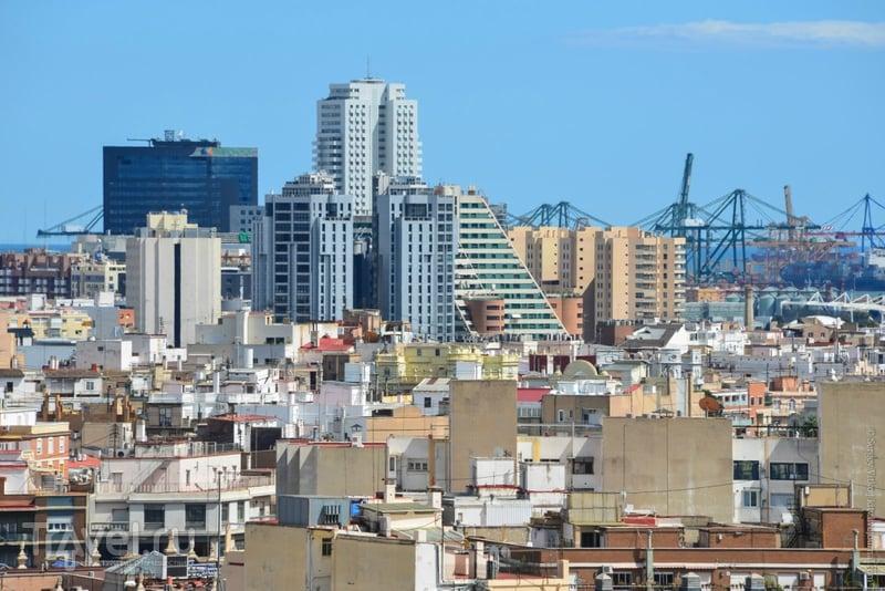 Валенсия non-stop. Что там видно сверху? / Фото из Испании