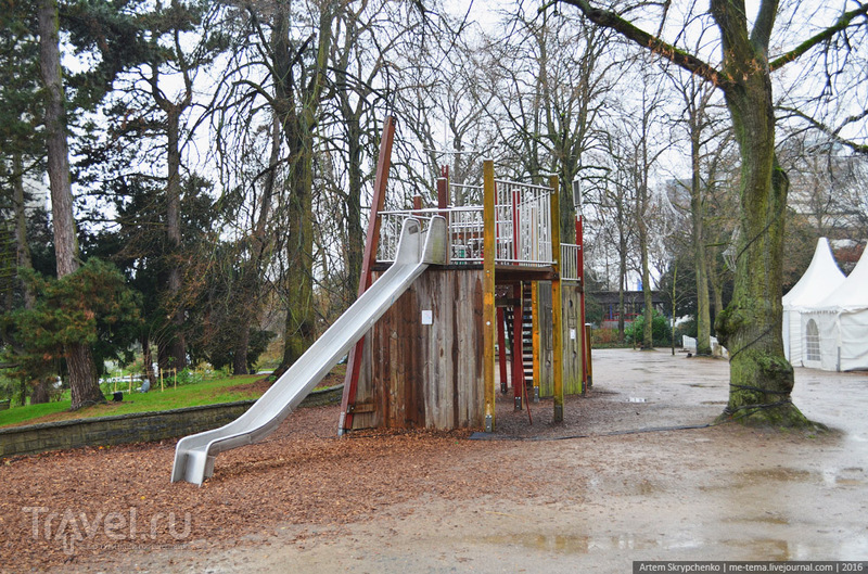 Дортмунд, Парк Вестфален / Фото из Германии