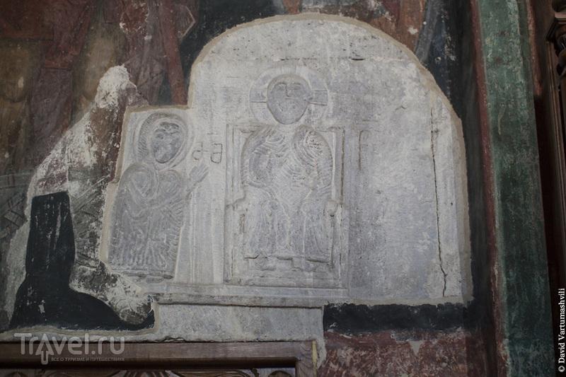 Грузия, монастырь Зарзма / Фото из Грузии
