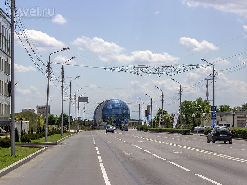 Грозный 2016. Немного уличных фотографий / Россия