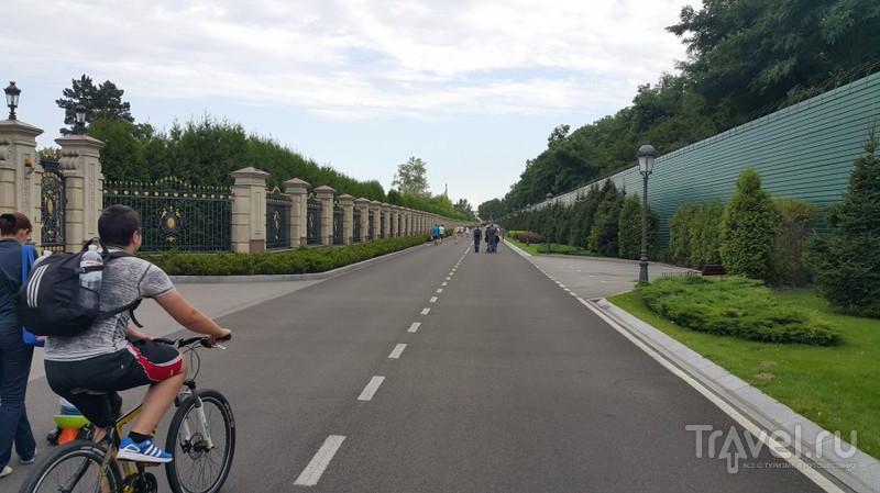 Лучшая велодорожка Киева! / Украина