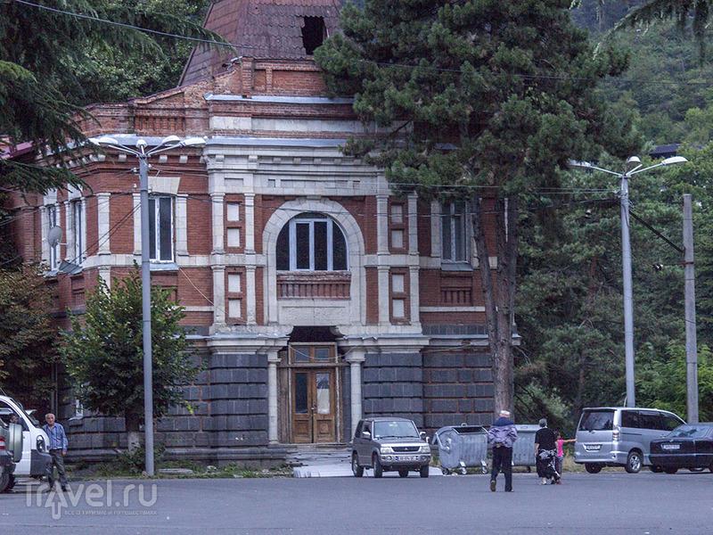Грузия 2016. Боржоми / Грузия