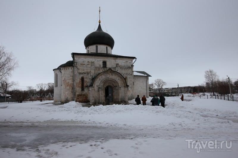 Променад Суздаль - Юрьев-Польский / Россия