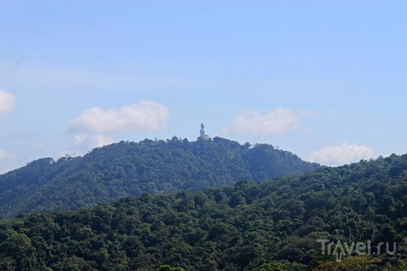 Обзорная по Пхукету: храм Чалонг и Большой Будда / Фото из Таиланда