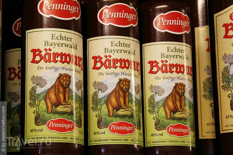 Травы, олени, медведи и ледяной ликёр / Германия