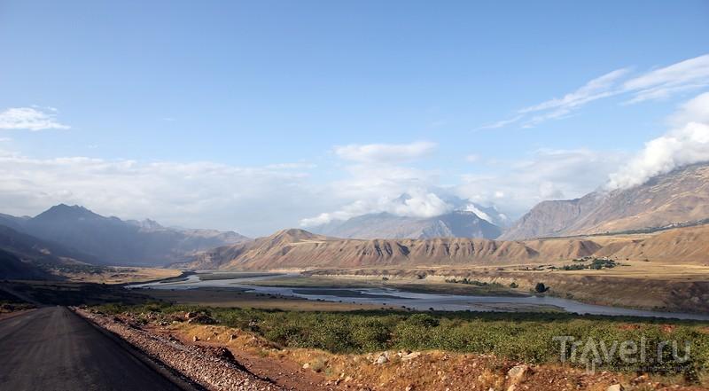 Памир. Roof of the world. От Душанбе до Хорог / Фото из Таджикистана