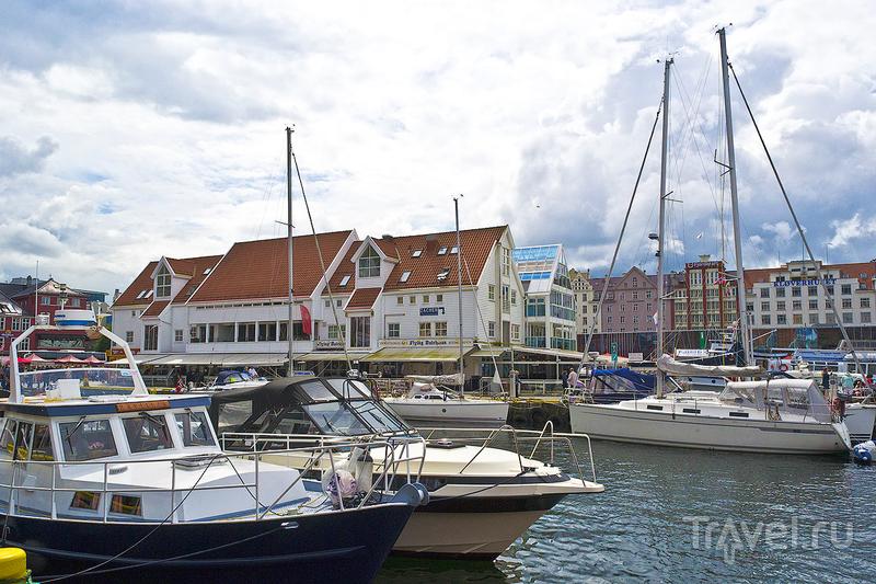 Норвегия. Берген / Фото из Норвегии
