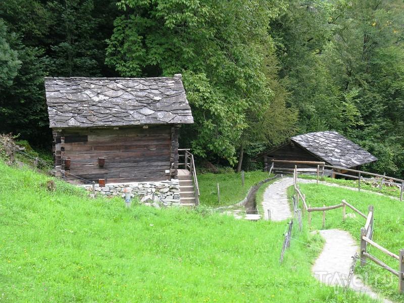 Посмотреть всю деревенскую Швейцарию за один день / Швейцария