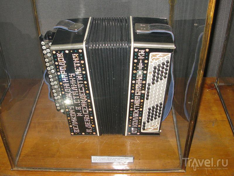 Грузия 2016. Музей Сталина в Гори / Грузия