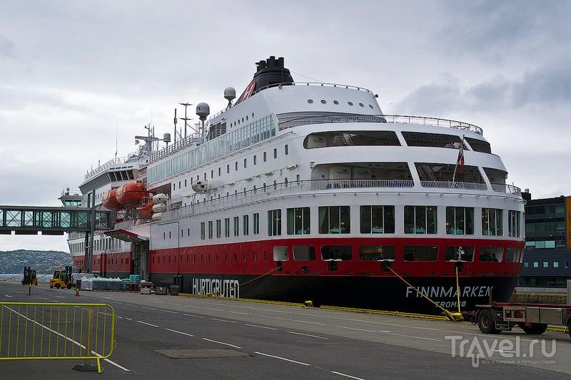 Норвегия. Круиз Hurtigruten из Бергена в Олесунн / Фото из Норвегии