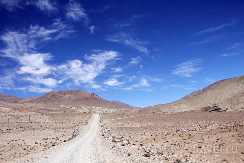Памир. Roof of the world. От Ямчун до Булункул / Фото из Таджикистана