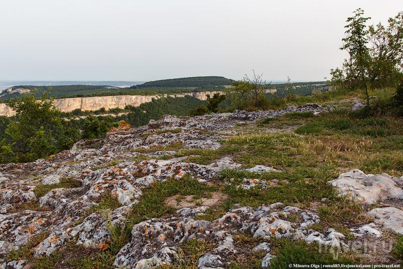 Тепе-Кермен. Романтика пещерного города / Россия