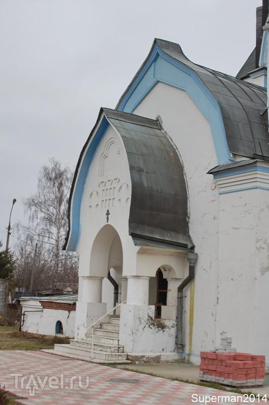 Храм Георгия Победоносца в Новохаритоново / Россия