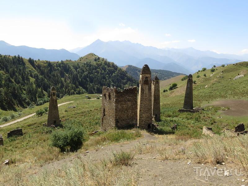 Путешествие в горную Ингушетию. Общая информация / Россия