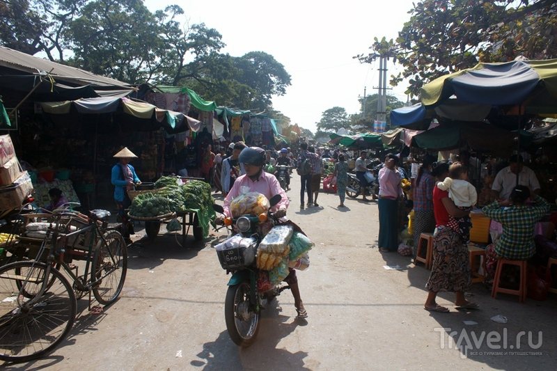 Мьянма: Мандалай / Фото из Мьянмы
