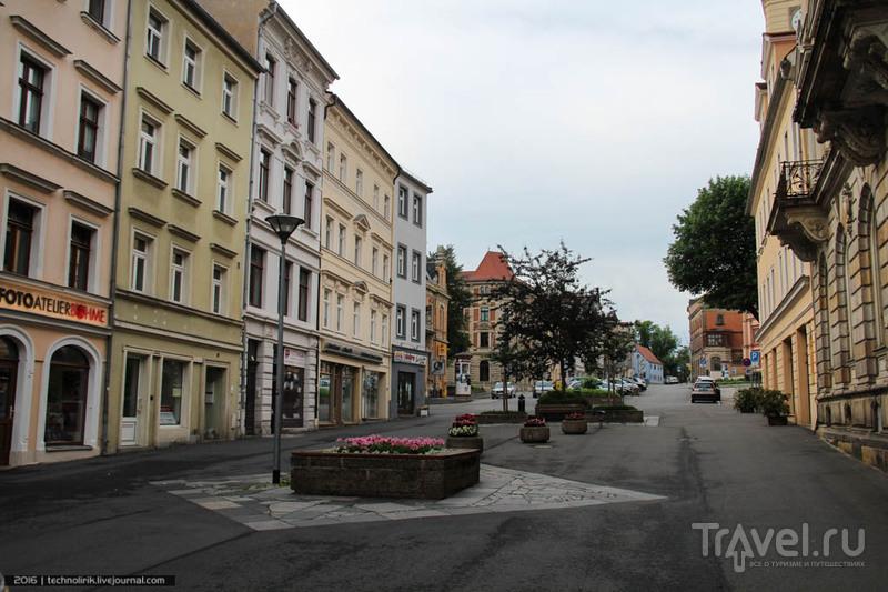 Прогулка по Циттау / Фото из Германии