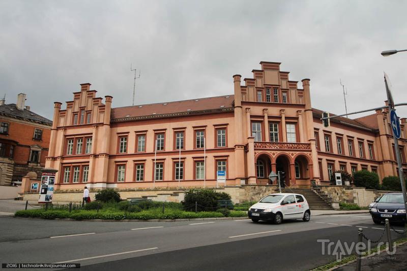 Архитектура Циттау / Фото из Германии