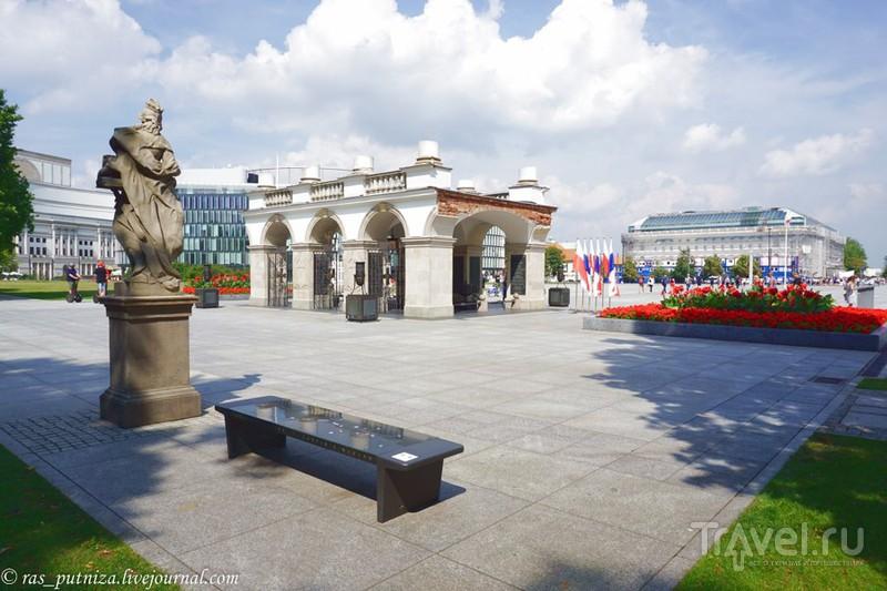 Варшавские прогулки. Прошлое и настоящее / Фото из Польши