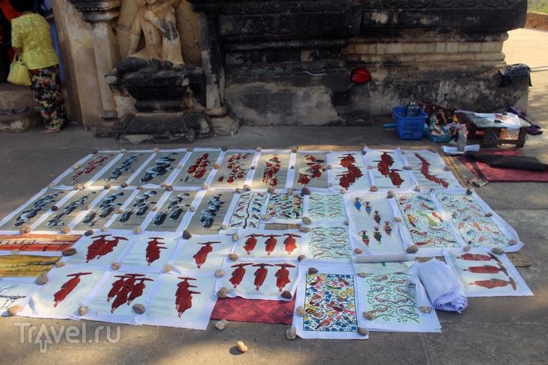 Паган. Самая известная достопримечательность Мьянмы / Мьянма